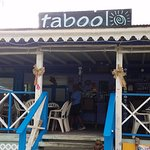 Entrance to Foxy's Taboo on Jost Van Dyke, BVI