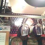 Foto di Sherry tasting at The Sherry Corner, San Miguel Market