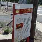 EMU Point - the end stop