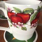 cosy cup of tea