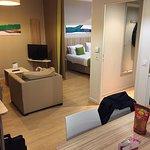 Quality Suites Lyon 7 Lodge Foto