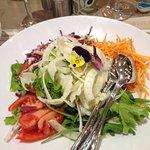 insalata mista perfetta