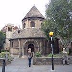ArghyaKolkata Round Church, Cambridge-3