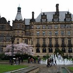 Sheffield Town Hall, The Peace Gardens, Sheffield - 18/03/2017