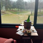 Room overlooking golf course is actually one of the less expensive rooms