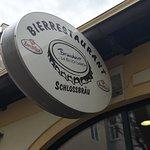 Bierrestaurant -says it all