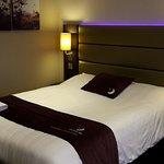 Premier Inn Manchester Room 1
