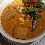Curry Chicken Laksa
