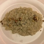 Risotto was great!  Get their daily specials...