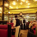 French bistro atmosphere