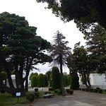 Cemetery Garden Grounds