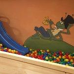 Playroom in Hotel Stadt Wein