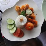 Photo de Teras Padi Cafe