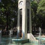 Clocktower, Parque Mexico