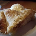 Apple Pie & Ice Cream