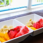 Fruit Bowls added to your breakfast menu