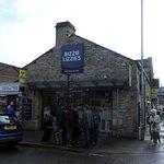Bizzie Lizzie's chip shop at Skipton