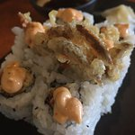 The Spider Soft Shell Crab Roll