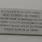 Photo de Museo de Julio Romero de Torres