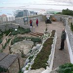 Queen Charlotte's Battery at the Moorish castle