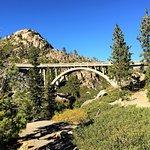 Historic Bridge outside Donner Lake
