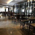 Atlantic Grille inside seating