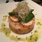 Calabash - lobster salad