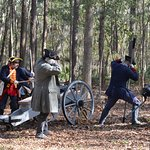 Wormsloe Site: colonial fair event in February
