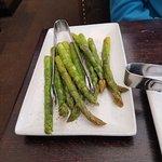 Side dish #1- asparagus