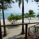 Veiw from the Forecastle Cabana veranda