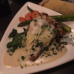 Chicken Mornay so delicious!