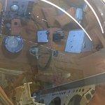 Спускаемый аппарат Ю.А.Гагарина