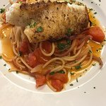 Grouper pomodoro special 😋