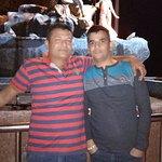 At Triveni Ghat
