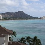 Diamond Head view from 10th floor
