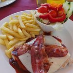 Lovely food at Smiths cafe bar