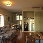 Cherry suite - living room