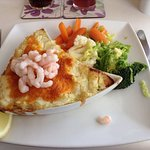 Seaview Restaurant at The Fishing Boat Innの写真