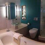 Revamped Studio bathroom