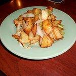 Queen Victoria Fried Potatoes