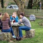 Beddingfield Arms, garden