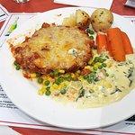 Parma & veg