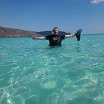 Foto de Playa de Elafonisi