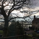 Rutland Water from our room