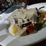 Steak n Mushroom