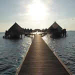 Photo de Angaga Island Resort
