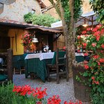 Photo de Trattoria Toscana al Vecchio Forno - Historic Capitano Collection