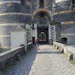 L'entrée du chateau
