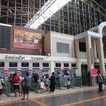 Photo of Bangkok  Hualamphong Station