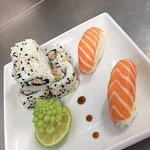Photo of Eat sushi